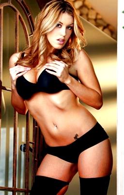 babe model lingerie